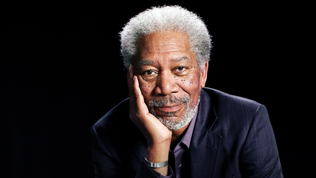 Morgan Freeman photo | Lucky Kids