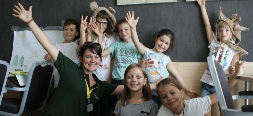 Lizzie Simpson teacher | LuckyKids