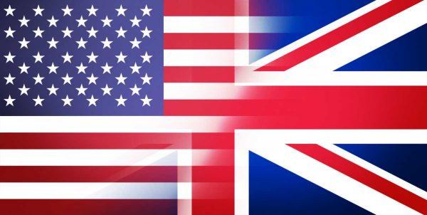 Британски и американски английски