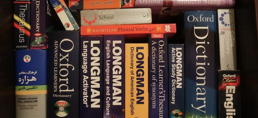 English dictionaires for kids