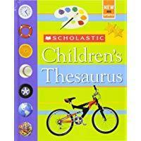 Scholastic Children Thesaurus
