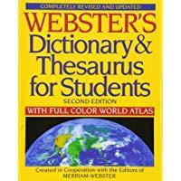 Thesaurus for Students