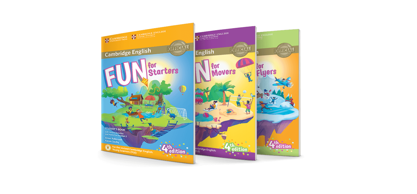 Young Learners Граматика | LuckyKids