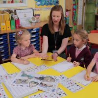 Jolly Phonics methodology