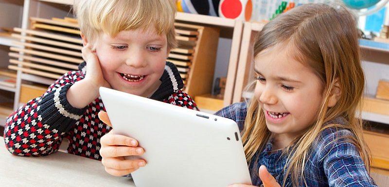 Онлайн приложения за деца