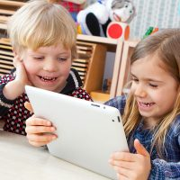 Online applications for kids