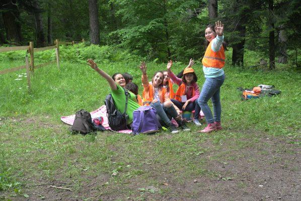 детския летен лагер
