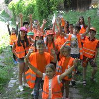 7-day or 14-day stay at LuckyKids language camp